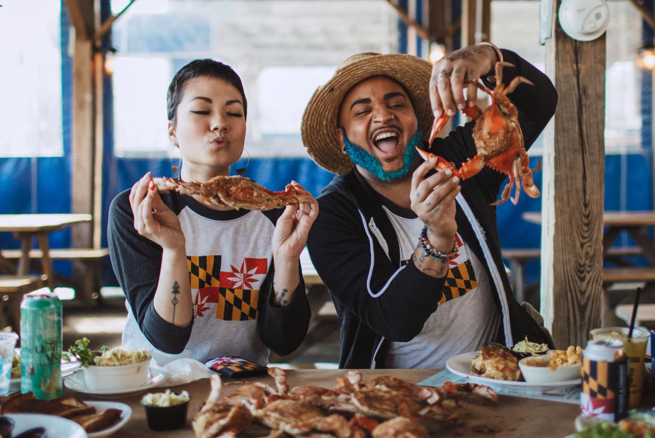 crab-feastin